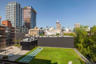 """Photo 15: 608 36 WATER Street in Vancouver: Downtown VW Condo for sale in """"Terminus"""" (Vancouver West)  : MLS®# R2422616"""