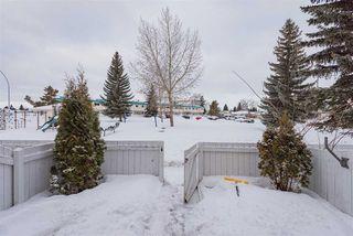 Photo 37: 115 16340 109 Street in Edmonton: Zone 27 Townhouse for sale : MLS®# E4187241