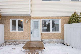Photo 39: 115 16340 109 Street in Edmonton: Zone 27 Townhouse for sale : MLS®# E4187241