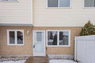 Photo 38: 115 16340 109 Street in Edmonton: Zone 27 Townhouse for sale : MLS®# E4187241