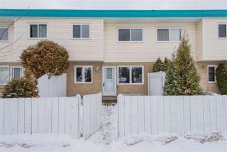 Photo 40: 115 16340 109 Street in Edmonton: Zone 27 Townhouse for sale : MLS®# E4187241