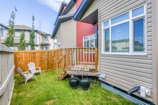 Photo 30: 17 16537 130A Street in Edmonton: Zone 27 Townhouse for sale : MLS®# E4213593