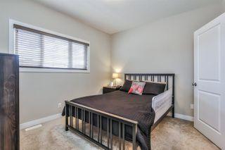 Photo 21: 17 16537 130A Street in Edmonton: Zone 27 Townhouse for sale : MLS®# E4213593
