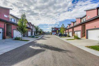 Photo 31: 17 16537 130A Street in Edmonton: Zone 27 Townhouse for sale : MLS®# E4213593