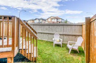 Photo 29: 17 16537 130A Street in Edmonton: Zone 27 Townhouse for sale : MLS®# E4213593