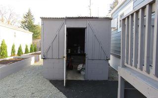 Photo 24: 201 2885 BOYS Rd in : Du East Duncan Manufactured Home for sale (Duncan)  : MLS®# 858836