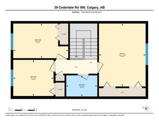Photo 40: 39 Cedardale Road SW in Calgary: Cedarbrae Semi Detached for sale : MLS®# A1057502