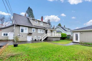 Photo 2: 5737 ADERA Street in Vancouver: South Granville House for sale (Vancouver West)  : MLS®# R2527634