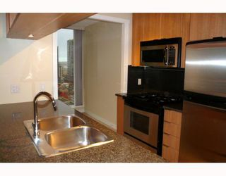 """Photo 4: 1707 1010 RICHARDS Street in Vancouver: Downtown VW Condo for sale in """"THE GALLERY"""" (Vancouver West)  : MLS®# V796391"""