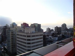 Photo 2: 406 1177 HORNBY in VANCOUVER: Condo for sale : MLS®# V870559