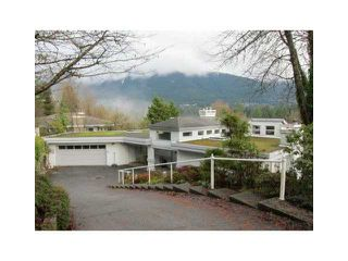 Photo 1: 238 STEVENS DR in West Vancouver: British Properties House for sale : MLS®# V880722