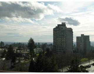 """Photo 9: 1006 4165 MAYWOOD Street in Burnaby: Metrotown Condo for sale in """"PLACE ON THE PARK"""" (Burnaby South)  : MLS®# V687534"""
