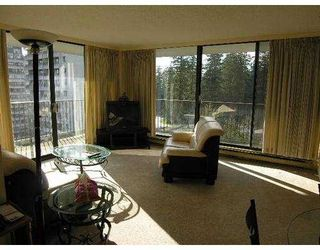"""Photo 2: 1006 4165 MAYWOOD Street in Burnaby: Metrotown Condo for sale in """"PLACE ON THE PARK"""" (Burnaby South)  : MLS®# V687534"""