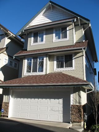 """Photo 2: 20582 67TH Ave in Langley: Willoughby Heights Townhouse for sale in """"Bakerview"""" : MLS®# F2702990"""
