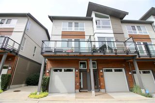 "Main Photo: 14 909 CLARKE Road in Port Moody: College Park PM Townhouse for sale in ""THE CLARKE"" : MLS®# R2388373"
