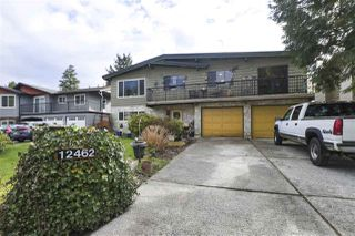 "Photo 1: 12462 SKILLEN Street in Maple Ridge: Northwest Maple Ridge House for sale in ""Chilcotin Park"" : MLS®# R2447921"