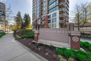 """Photo 1: 601 301 CAPILANO Road in Port Moody: Port Moody Centre Condo for sale in """"The Residences at Suter Brook"""" : MLS®# R2510349"""