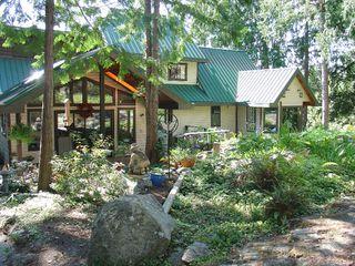Photo 1: 4188 IRVINES LANDING Road in No_City_Value: Pender Harbour Egmont House for sale (Sunshine Coast)  : MLS®# V645341