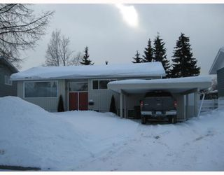 "Photo 1: 1323 BABINE in Prince_George: Spruceland House for sale in ""SPRUCELAND"" (PG City West (Zone 71))  : MLS®# N179362"