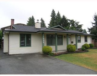 Photo 1: 11634 203RD Street in Maple_Ridge: Southwest Maple Ridge House for sale (Maple Ridge)  : MLS®# V697434
