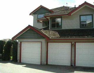 "Photo 1: 78 19160 119TH AV in Pitt Meadows: Central Meadows Townhouse for sale in ""WINDSOR OAK"" : MLS®# V530829"