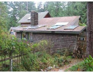 "Photo 8: 1251 MILLER Road: Bowen Island House for sale in ""MILLERS"" : MLS®# V618987"