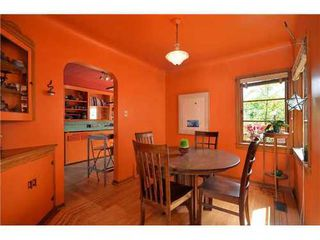 Photo 3: 3920 PANDORA Street: Vancouver Heights Home for sale ()  : MLS®# V1007153
