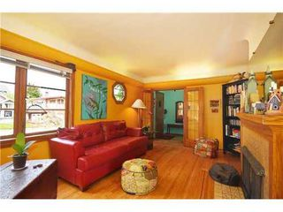 Photo 2: 3920 PANDORA Street: Vancouver Heights Home for sale ()  : MLS®# V1007153