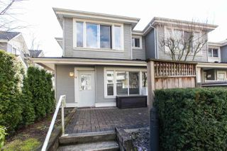 "Photo 1: 14 7370 STRIDE Avenue in Burnaby: Edmonds BE Townhouse for sale in ""MAPLEWOOD TERRACE"" (Burnaby East)  : MLS®# R2395578"