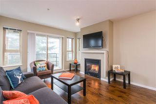 "Photo 6: 305 9339 UNIVERSITY Crescent in Burnaby: Simon Fraser Univer. Condo for sale in ""HARMONTY AT THE HIGHLANDS"" (Burnaby North)  : MLS®# R2450869"