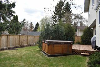 Photo 39: 17 LIVINGSTONE Crescent: St. Albert House for sale : MLS®# E4196645