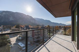 """Photo 12: 602 38013 THIRD Avenue in Squamish: Downtown SQ Condo for sale in """"THE LAUREN"""" : MLS®# R2458199"""