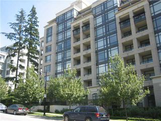 "Photo 1: # 701 9300 UNIVERSITY CR in Burnaby: Simon Fraser Univer. Condo for sale in ""ONE UNIVERSITY CRESCENT"" (Burnaby North)  : MLS®# V843046"