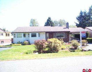 Main Photo: 9772 137B ST in Surrey: Whalley House for sale (North Surrey)  : MLS®# F2508435