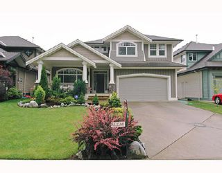 "Photo 1: 24120 106B Avenue in Maple_Ridge: Albion House for sale in ""MAPLE CREST"" (Maple Ridge)  : MLS®# V659843"