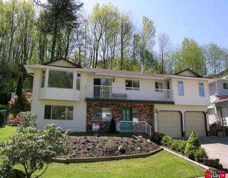"""Photo 1: 2273 HARPER DR in Abbotsford: Abbotsford East House for sale in """"McMillan"""" : MLS®# F2507637"""