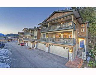 """Photo 1: 18 1026 GLACIER VIEW Drive in Squamish: Garibaldi Highlands Townhouse for sale in """"SEASONVIEW"""" : MLS®# V685594"""