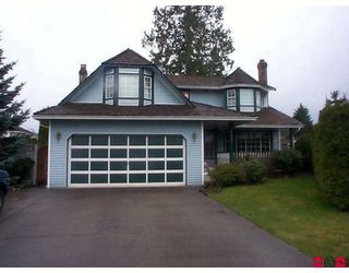 "Photo 1: 15484 95TH Avenue in Surrey: Fleetwood Tynehead House for sale in ""Berkshire"" : MLS®# F2811577"