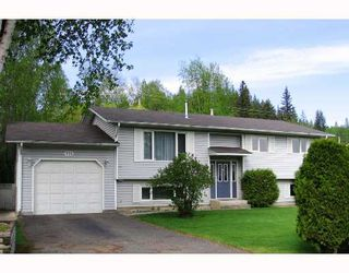 Main Photo: 775 FUNN Street in Quesnel: Quesnel - Town House for sale (Quesnel (Zone 28))  : MLS®# N182883