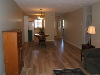 Photo 11: 5 2317 Dalton Rd in CAMPBELL RIVER: CR Willow Point Row/Townhouse for sale (Campbell River)  : MLS®# 821546