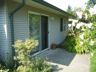 Photo 5: 5 2317 Dalton Rd in CAMPBELL RIVER: CR Willow Point Row/Townhouse for sale (Campbell River)  : MLS®# 821546