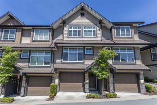 Main Photo: 64 13819 232 Street in Maple Ridge: Silver Valley Townhouse for sale : MLS®# R2398438