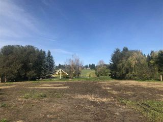 Photo 2: 140 FERNWOOD Crescent: Rural Sturgeon County Rural Land/Vacant Lot for sale : MLS®# E4173564