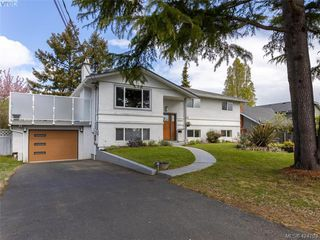 Photo 2: 3997 San Mateo Place in VICTORIA: SE Gordon Head Single Family Detached for sale (Saanich East)  : MLS®# 424703