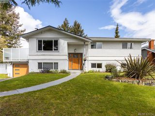 Photo 1: 3997 San Mateo Place in VICTORIA: SE Gordon Head Single Family Detached for sale (Saanich East)  : MLS®# 424703