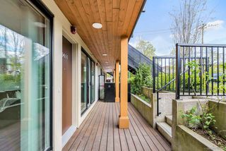 """Photo 2: 5011 ST. MARGARETS Street in Vancouver: Collingwood VE Townhouse for sale in """"Norquay 9"""" (Vancouver East)  : MLS®# R2459940"""