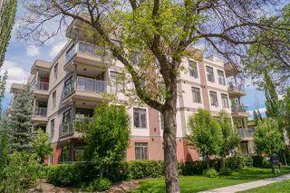 Main Photo: 401 11120 68 Avenue in Edmonton: Zone 15 Condo for sale : MLS®# E4204615