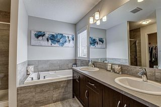 Photo 20: 604 EVANSTON Link NW in Calgary: Evanston Semi Detached for sale : MLS®# A1021283
