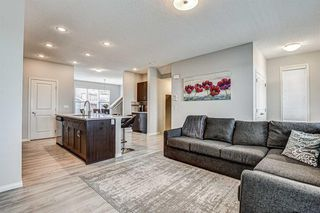 Photo 7: 604 EVANSTON Link NW in Calgary: Evanston Semi Detached for sale : MLS®# A1021283