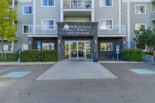 Photo 2: 321 9910 107 Street: Morinville Condo for sale : MLS®# E4216528